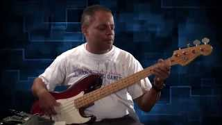"Bass in Your Face # 11 ""Funky Things"" Fender Precision Elite II"