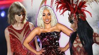 Fans de Taylor Swift y Nicki Minaj Le Declaran La Guerra a Cardi B