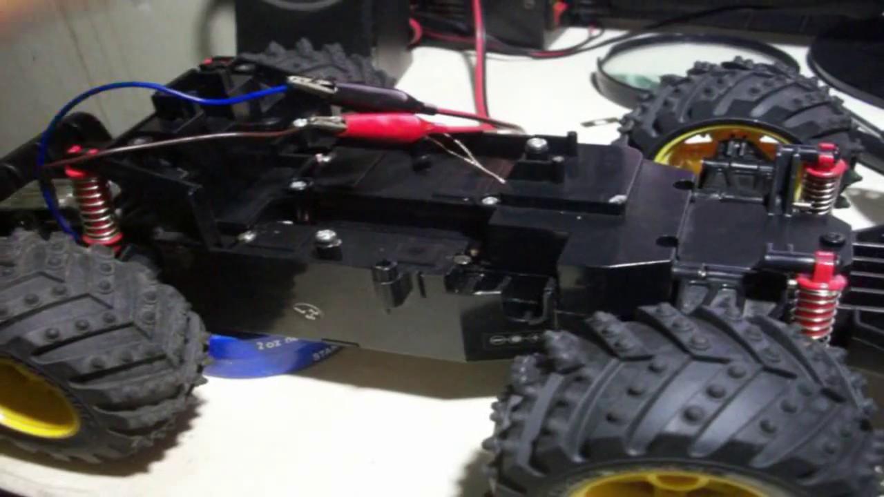 Desmontando 1 De Radio Nikkoparte Carro Control lT1Kc5FJ3u