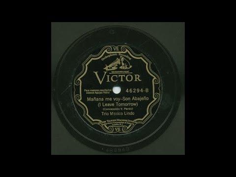 Trio Mexico Lindo - Mañana Me Voy  - Victor 46294-B