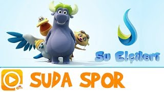 SU ELÇİLERİ | SUDA SPOR | TRT ÇOCUK