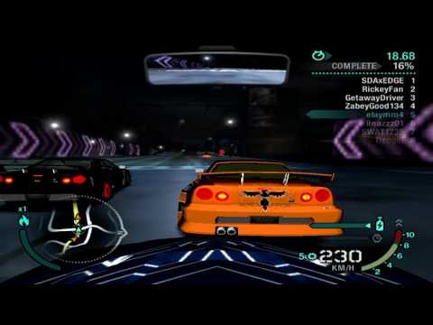 NFS Carbon - Online game [Russian Community]