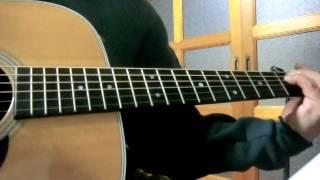 森川ゆきさん作詞の「想い」においらが曲を付けたので歌ってみました。
