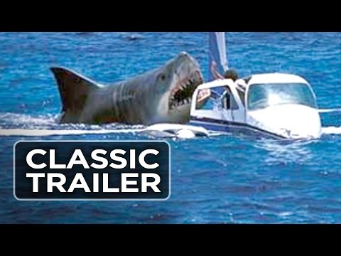 Jaws: The Revenge Official Trailer #1 - Michael Caine Movie (1987) HD