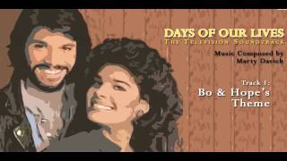 Days Of Our Lives Soundtrack 01 - Bo & Hope