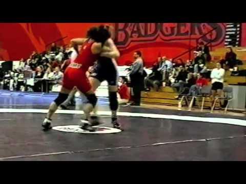 2004 CIS Championships: 61 kg Sarah Gil vs. Britt Laverdure