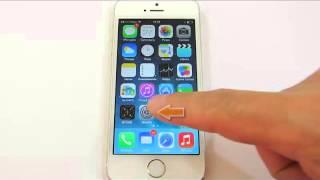 Cambiar el nombre del iPhone 5s, 5c y otros modelos