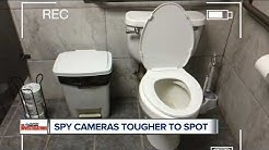 Spy cameras tougher to spot