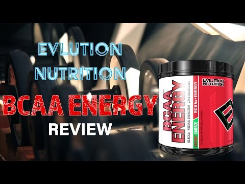 Evlution BCAA Energy Review