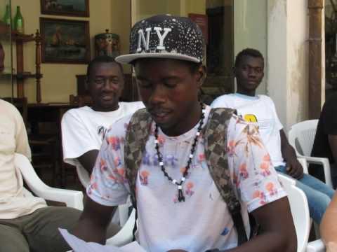 Il Gambia con Ensa