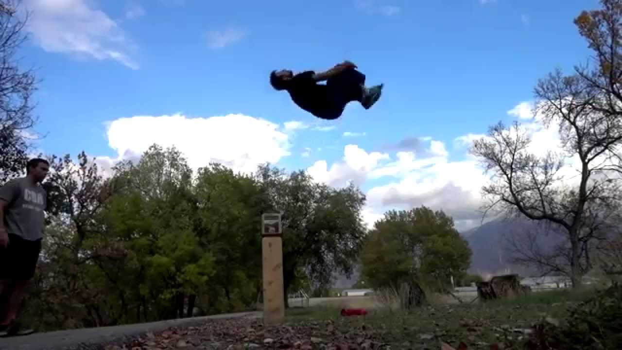 Parkour and Freerunning 2015 - Just Move