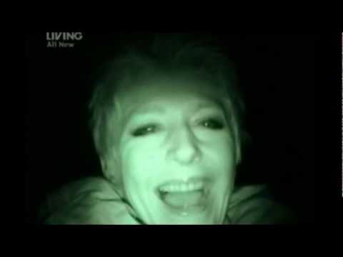 Most haunted Lesley smith tumble around in the woods