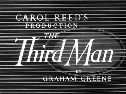The Third Man  -- OPENING TITLE SEQUENCE