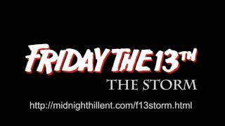 Friday The 13th: The Storm Trailer