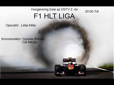 HLT F1 -Hungaroring Grand Prix