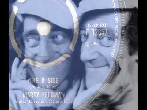 MARTY FELDMAN - The B Side - 1968