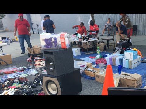 South Bronx Yard Sale •Parkchester NYC•CHAINS KICKS BOOMBOX• Xbox PlayStation Games• AUG. 2019