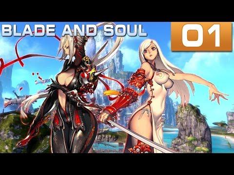 Blade and Soul – Gameplay #01 – O Início [PC] [PT-BR]