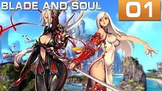 Blade and Soul #01 - O Início [PC] [PT-BR]