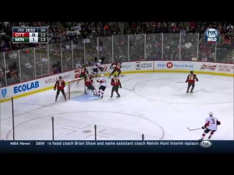 Ottawa Senators vs. Minnesota Wild 03.03.2015