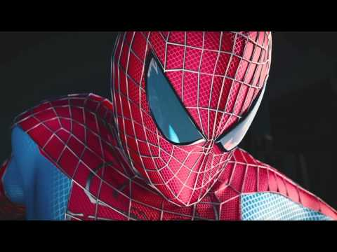 Amazing Spider-man CG Sculpt - Breakdown