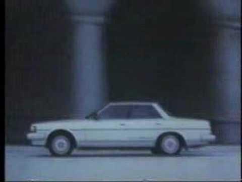 1985 TOYOTA CRESTA  Ad