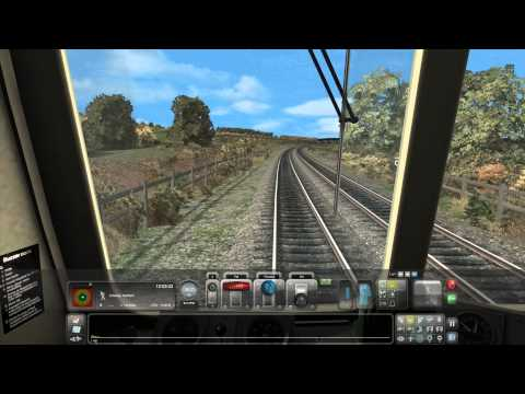 Train Simulator 2015. Weardale and Teesdale. Bishot Auckland to Wearhead. Part 1/4 (4K) |