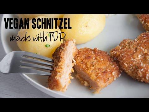 Vegan Schnitzel | Traditional German/Austrian Food!
