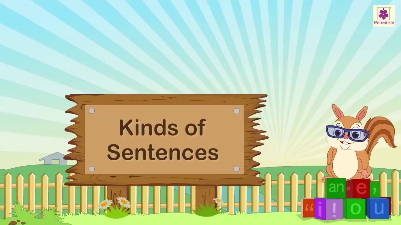 hight resolution of Kinds Of Sentences In English Grammar - Declarative
