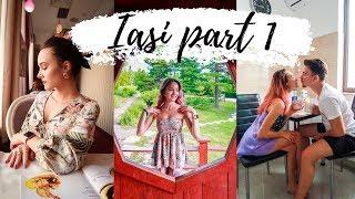 Travel vlog | 4 zile in Iasi - partea I