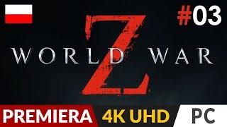 World War Z PL z Arlinką  #3 (odc.3)  Akt 1: NY - Zakończenie | Gameplay po polsku 4K60 Ultra