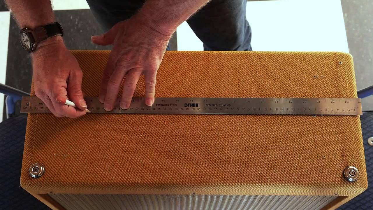Rocker Amp Stand Installation