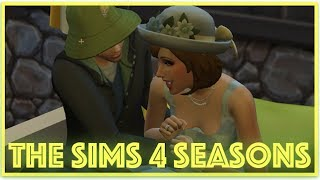 The Sims 4: Seasons // Love Day (Part 12)