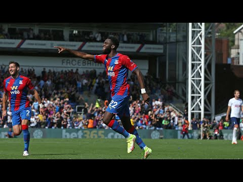 Odsonne Edouard's 28 second goal in the Premier League | Crystal Palace Shorts