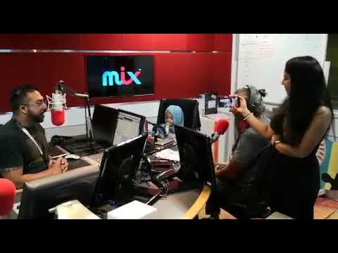 Mix fm - aeshah london