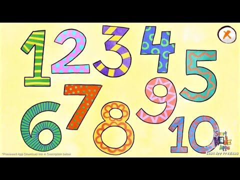 Jazzy 123  Count with Music  Best Counting, Numbers Learning App for Kids