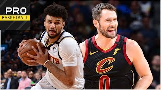 Cleveland Cavaliers vs Denver Nuggets | Jan. 12, 2019 | 2019-20 NBA Season | Обзор матча