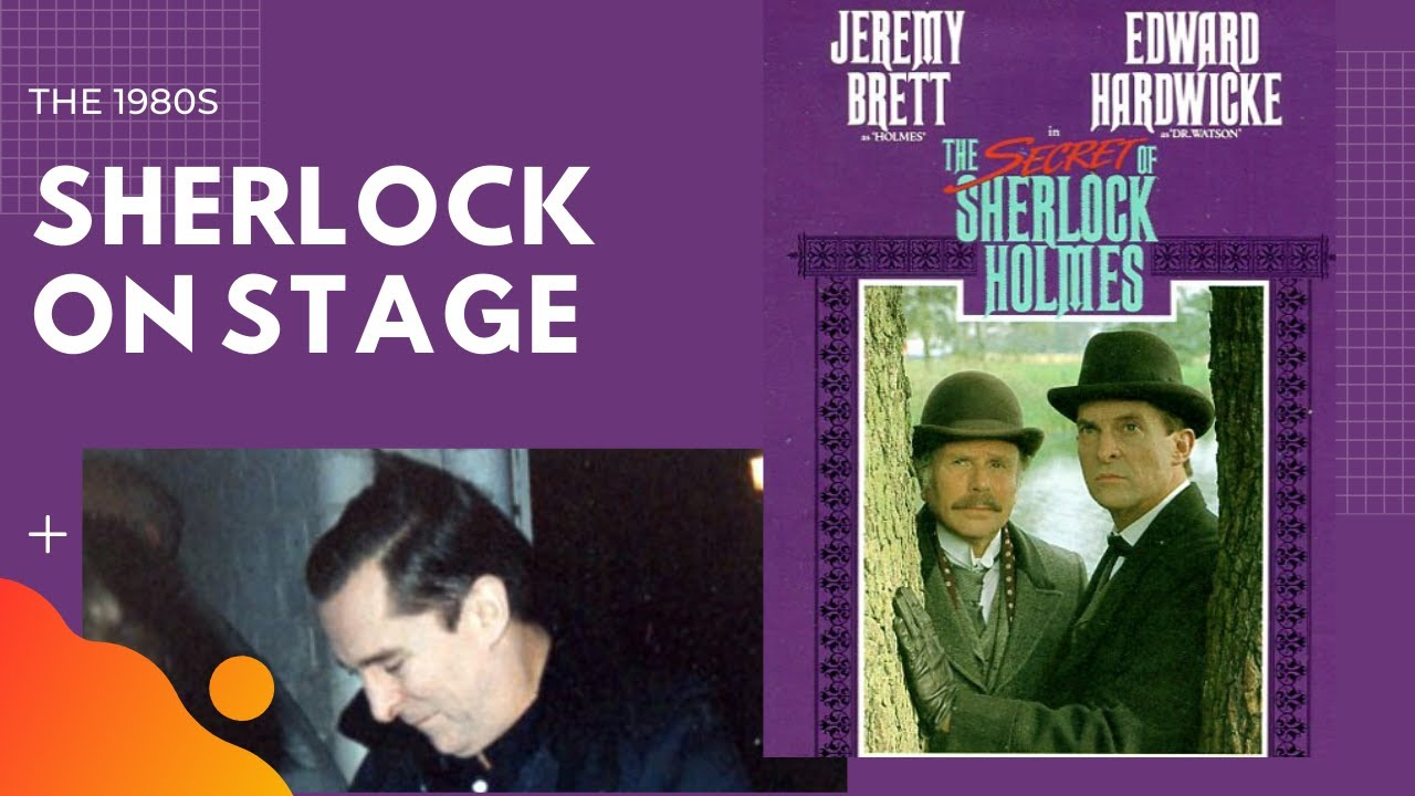 Review/Reminiscence -The Secret of Sherlock Holmes