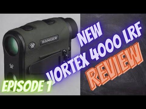 Vortex Razor 4000 Laser Range finder, Best laser range finder, vortex product review, Vortex optics.