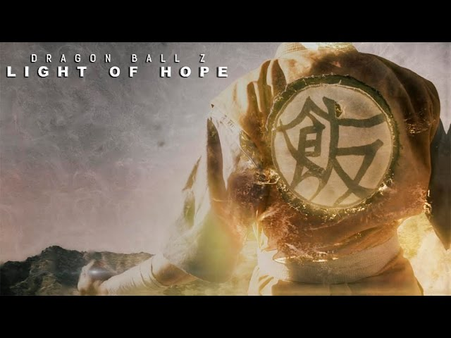il fan Movie di Dragon Ball Z: Light of Hope - Pilot -