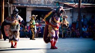Santa Eulalia Huehuetenango Baile Del Torito