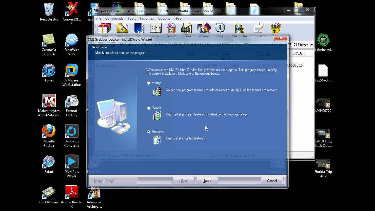 easycap software download windows 7 64 bit