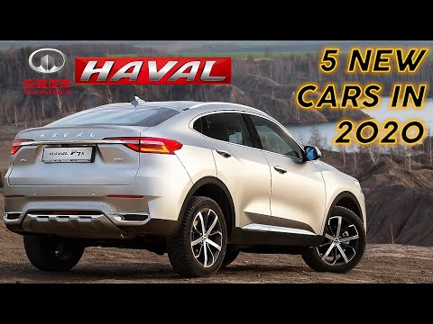 6 NEW CARS FROM GREAT WALL MOTORS AND HAVAL LAUNCHING IN INDIA | GWM INDIA LAUNCH