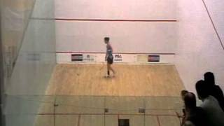 Joelle king v Rachael Grinham (Texas Open Final 2010)