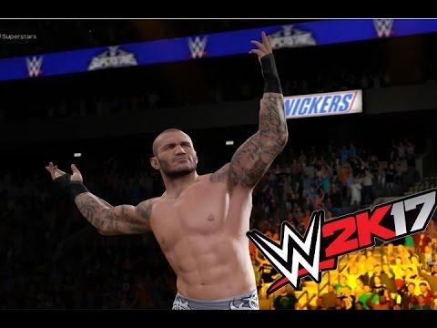 WWE 2K17  All Superstar Entrances !!