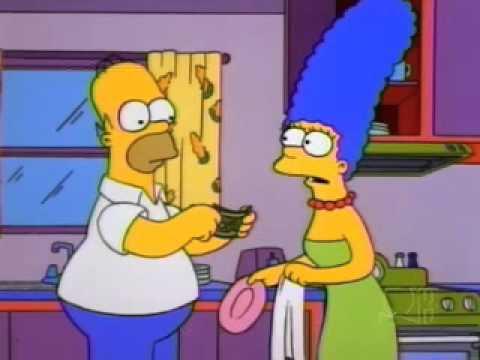 Homer Simpson - Woo Hoo! Four-day Weekend!
