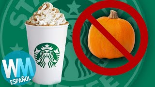 ¡Top 10 CONTROVERSIAS de Starbucks!