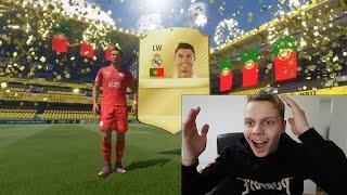 2 RONALDOA SAMASSA PACK OPENINGISSA!!   TUBETTAJIEN PARHAAT PAKKAUKSET -  FIFA 17