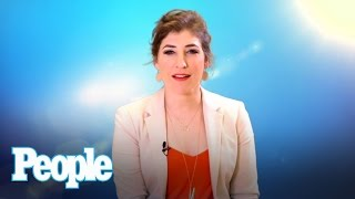 Mayim Bialik Can't Name A Kardashian -- And That's Just Fine | People