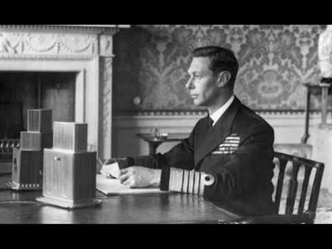 The Real King's Speech - King George VI - September 3, 1939